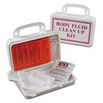 Bloodborne Pathogen Spill Clean Up Kit